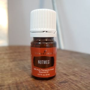 5 ml Young Living Nutmeg Essential Oil